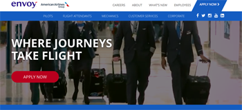Envoy Air: Website
