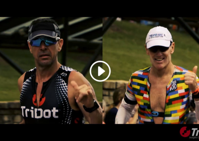 TriDot: IRONMAN Event Video