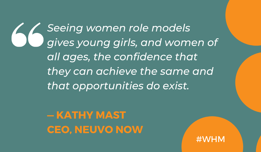 The Importance of Mentorship: An Interview with My Mentor Kathy Mast