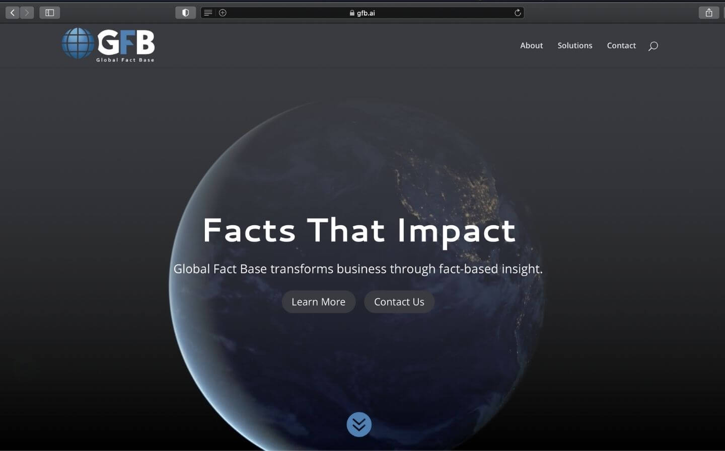 Global Fact Base Website